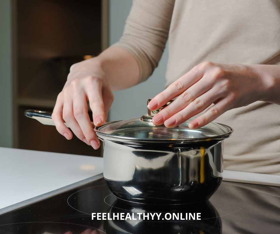 Loss of Nutrients in your food: while cooking