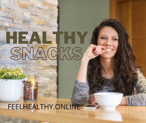 5 Easy & Healthy snacks to lose your weight