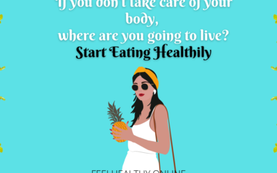 Top 4 reasons why do we want to eat healthily??